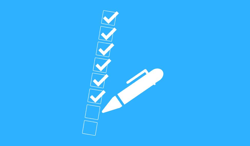 Checklist Mvp