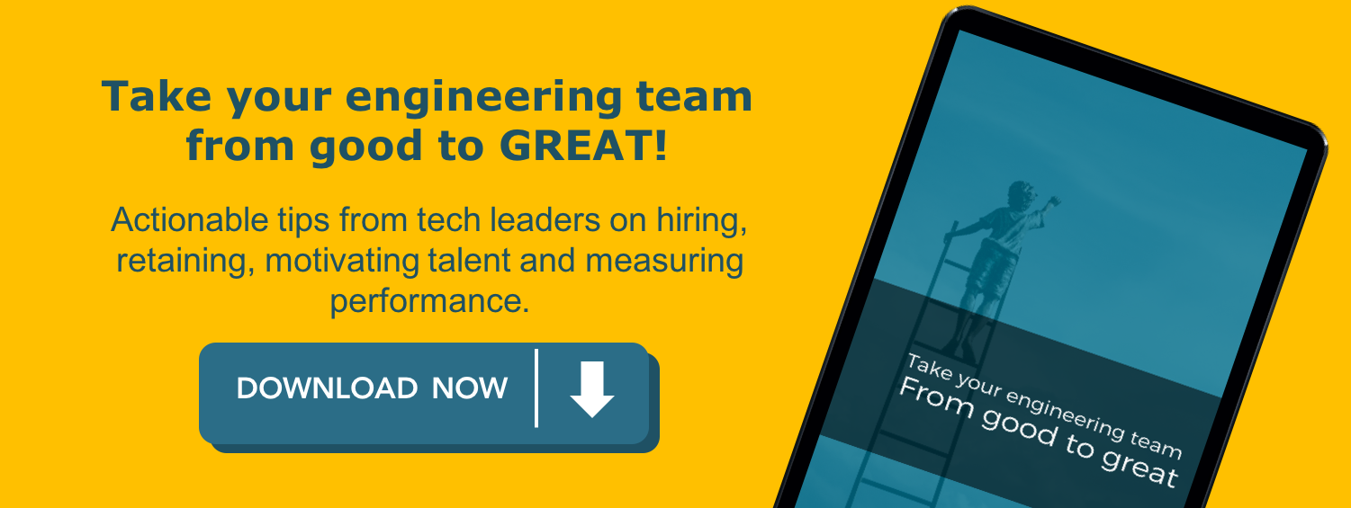 Take your engineering team from good to great