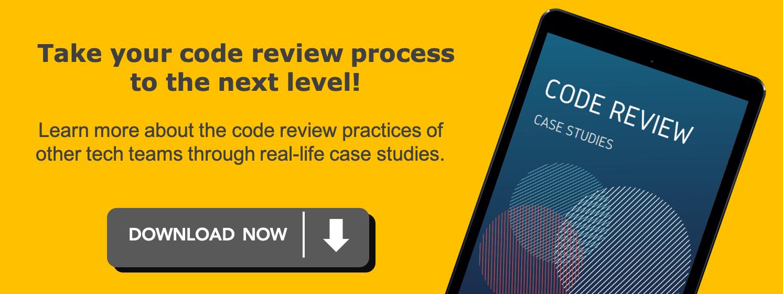 Code Review Case Studies