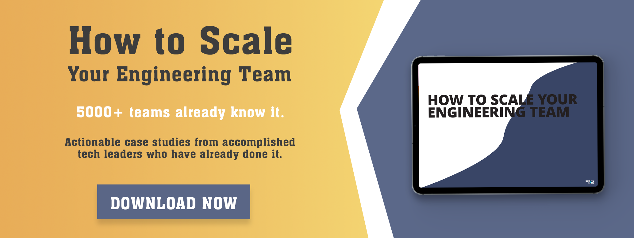 How to Scale Your Engineering Team